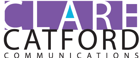 Clare Catford Communications Logo